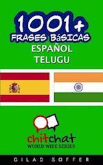 1001+ Frases Basicas Espanol - Telugu