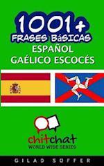 1001+ Frases Basicas Espanol - Gaelico Escoces