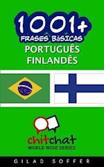 1001+ Frases Basicas Portugues - Finlandes
