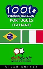 1001+ Frases Basicas Portugues - Italiano