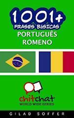 1001+ Frases Basicas Portugues - Romeno