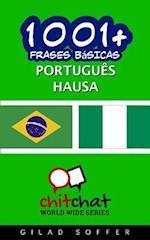 1001+ Frases Basicas Portugues - Hausa
