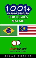 1001+ Frases Basicas Portugues - Malaio