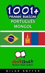 1001+ Frases Basicas Portugues - Mongol