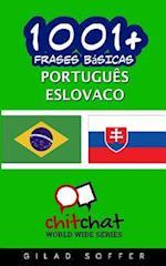 1001+ Frases Basicas Portugues - Eslovaco