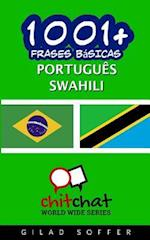 1001+ Frases Basicas Portugues - Swahili