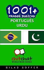 1001+ Frases Basicas Portugues - Urdu