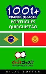 1001+ Frases Basicas Portugues - Quirguistao