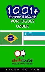 1001+ Frases Basicas Portugues - Uzbek