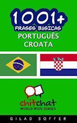 1001+ Frases Basicas Portugues - Croata