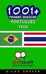 1001+ Frases Basicas Portugues - Thai