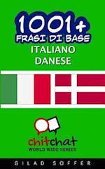 1001+ Frasi Di Base Italiano - Danese