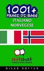 1001+ Frasi Di Base Italiano - Norvegese