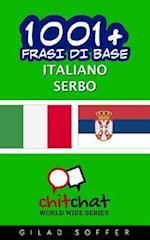 1001+ Frasi Di Base Italiano - Serbo