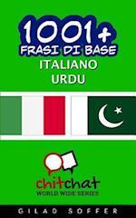 1001+ Frasi Di Base Italiano - Urdu
