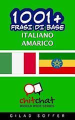 1001+ Frasi Di Base Italiano - Amarico