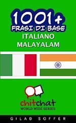 1001+ Frasi Di Base Italiano - Malayalam