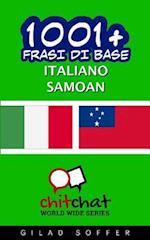 1001+ Frasi Di Base Italiano - Samoan