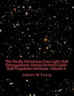 The Woolly Christmas Tree Light-Sail Smorgasbord. Notes on Novel Light-Sail Propulsion Methods. Volume 4.