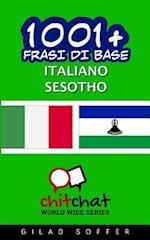 1001+ Frasi Di Base Italiano - Sesotho