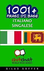 1001+ Frasi Di Base Italiano - Singalese