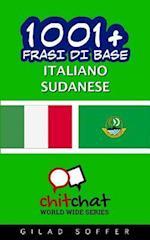 1001+ Frasi Di Base Italiano - Sudanese