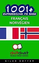 1001+ Expressions de Base Francais - Norvegien