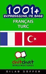 1001+ Expressions de Base Francais - Turc
