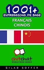 1001+ Expressions de Base Francais - Chinois