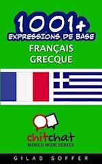 1001+ Expressions de Base Francais - Grecque