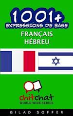 1001+ Expressions de Base Francais - Hebreu