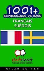 1001+ Expressions de Base Francais - Suedois