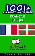 1001+ Expressions de Base Francais - Basque