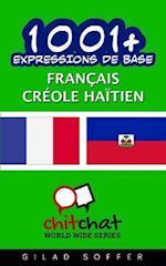 1001+ Expressions de Base Francais - Creole Haitien