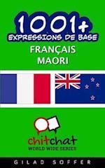 1001+ Expressions de Base Francais - Maori