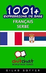 1001+ Expressions de Base Francais - Serbe