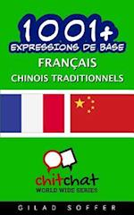 1001+ Expressions de Base Francais - Chinois Traditionnels