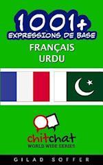 1001+ Expressions de Base Francais - Urdu
