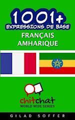 1001+ Expressions de Base Francais - Amharique