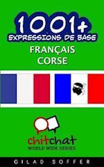 1001+ Expressions de Base Francais - Corse
