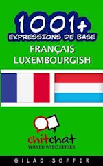 1001+ Expressions de Base Francais - Luxembourgish