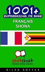 1001+ Expressions de Base Francais - Shona