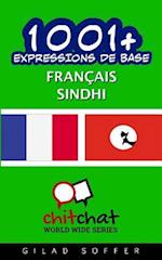 1001+ Expressions de Base Francais - Sindhi