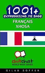 1001+ Expressions de Base Francais - Xhosa