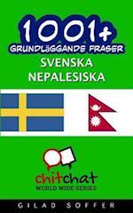 1001+ Grundlaggande Fraser Svenska - Nepalesiska