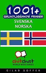 1001+ Grundlaggande Fraser Svenska - Norska