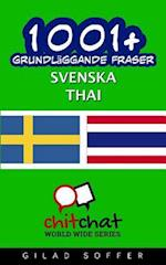 1001+ Grundlaggande Fraser Svenska - Thai