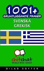 1001+ Grundlaggande Fraser Svenska - Grekisk