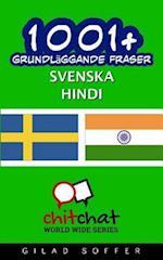 1001+ Grundlaggande Fraser Svenska - Hindi
