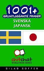 1001+ Grundlaggande Fraser Svenska - Japansk